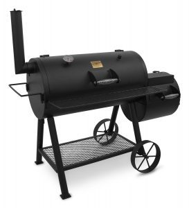 Char Broil 15202026 Highland Offset Smoker Grill