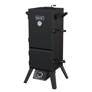 Dyna-Glo DGY784BDP Double Door Vertical Smoker-15,000 BTU Propane Gas