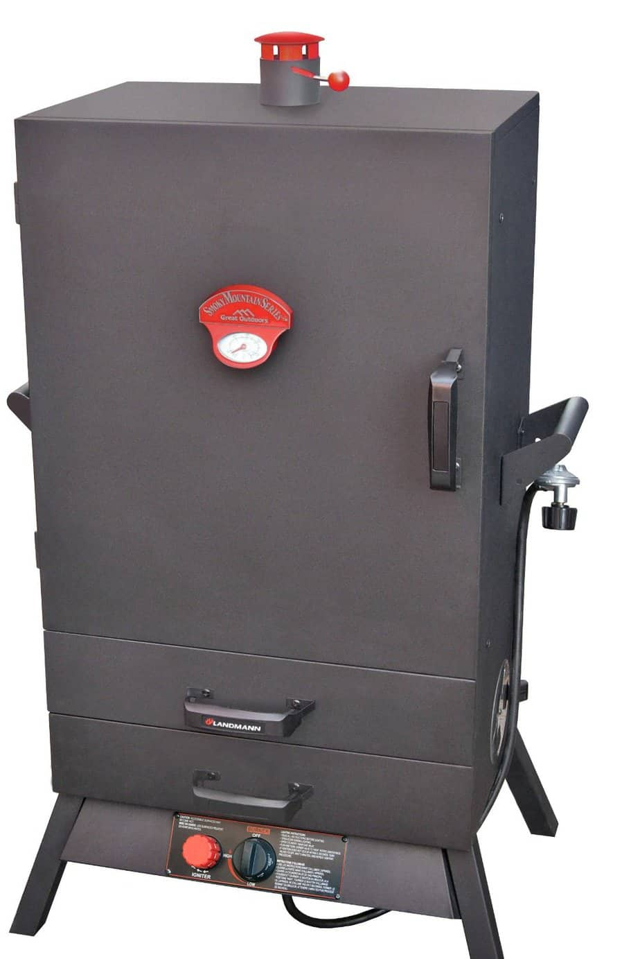 10 Best Propane Smokers Reviews For The Money 2019