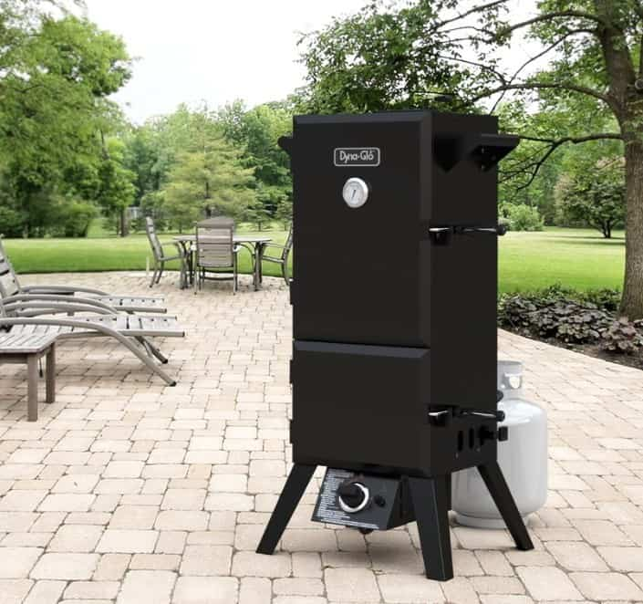 10 Best Propane Gas Smoker Reviews Updated 2018