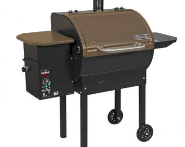 Camp Chef SmokePro DLX 24 Wood
