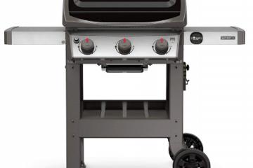 Weber 45010001 Spirit II E-310 3-Burner