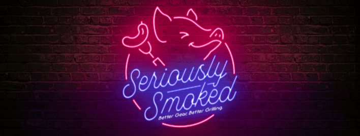 Seriously Smoked logo