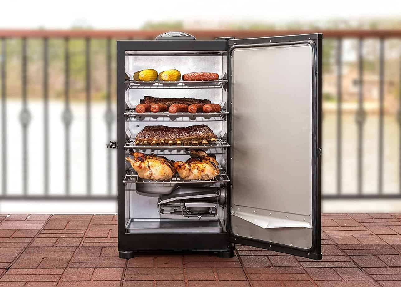 5 Best Electric Smoker Under 200 In Depth Reviews 2018