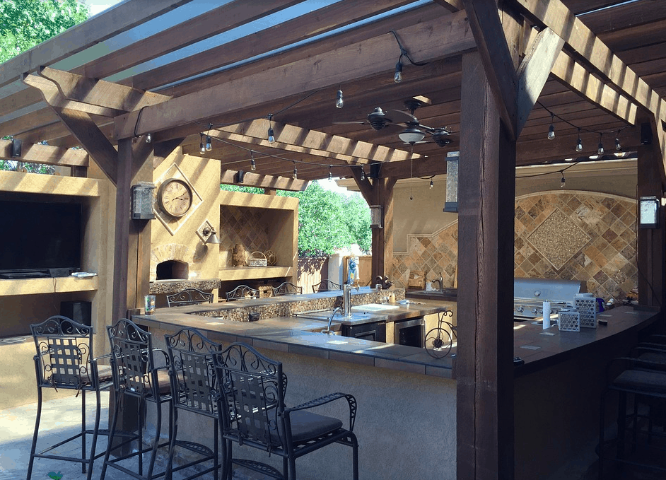 Outdoor Kitchen Ideas How To Create The Ultimate Outdoor Kitchen