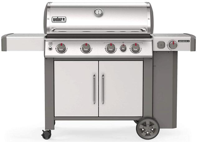 Weber 62006001 Genesis II S-435 4-Burner