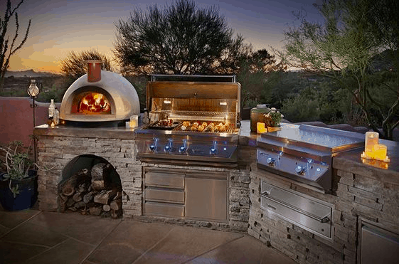 13 Best Outdoor Pizza Ovens Reviews For