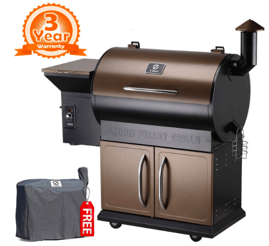 Z GRILLS MATERS 700D