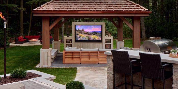 Top 9 Best Outdoor Tvs Reviews For Your Patio 2020 Ing Guide