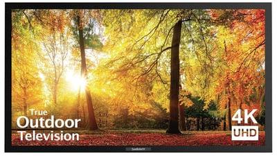 SunBriteTV Weatherproof Outdoor 65-Inch Veranda