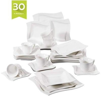 Malacasa 30 pieces