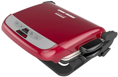 George Foreman Multi-Plate Evolve Grill System