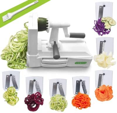 Ultimate 7 Strongest-and-Heaviest Duty Vegetable Slicer