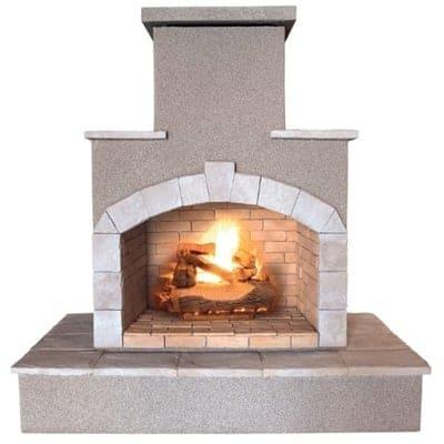 Cal Flame Stucco and Tile