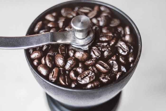 Beans ready grind