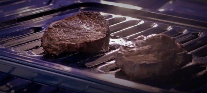 broil steak