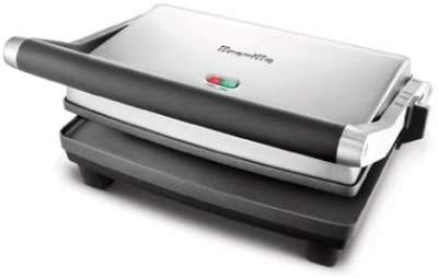 Breville Duo 1500 watt Nonstick Panini Press