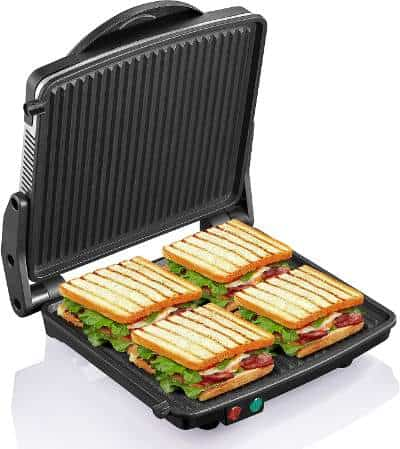 Yabano Nonstick Gourmet Sandwich Maker