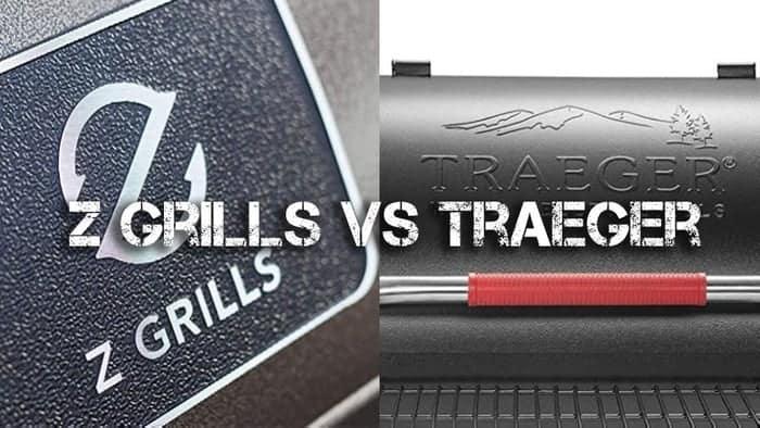 Z Grills VS Traeger