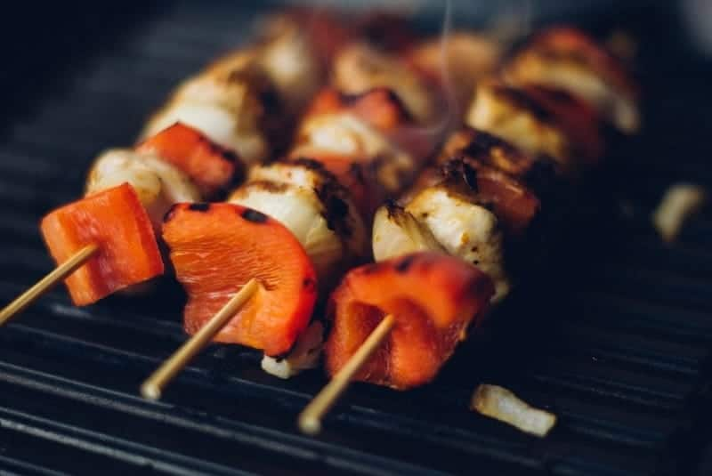 how to cook kabobs in the oven