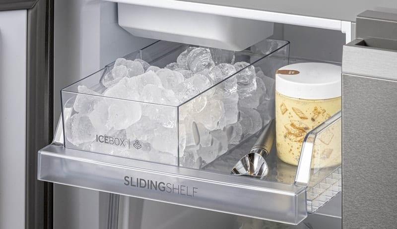 Fridge Ice