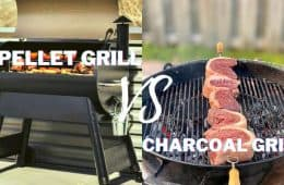 Pellet Grill VS Charcoal Grill