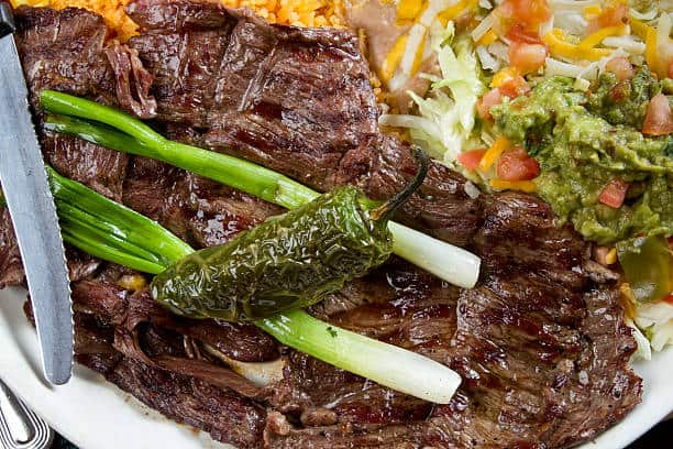 Spicy Jalapeño Grilled Steak