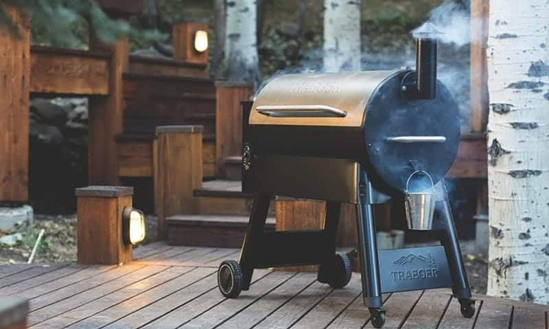 how do i get more smoke from my traeger