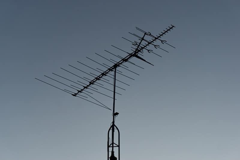 diy outdoor tv antenna