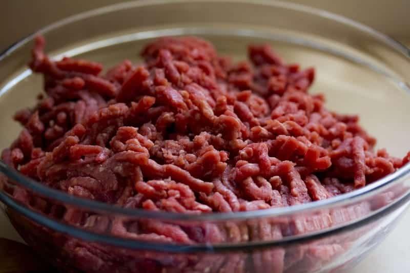 ground chuck vs ground beef