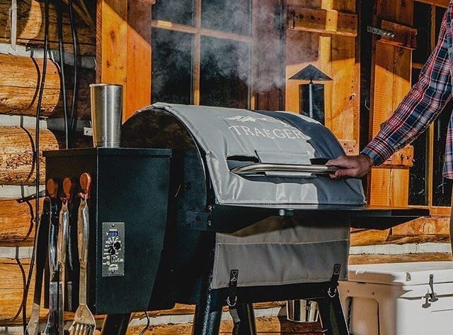 insulated grill