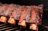 delicious smoked ribs