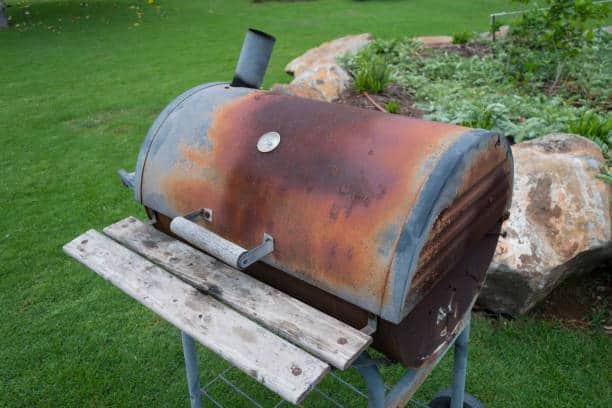 55-Gallon Drum Grill