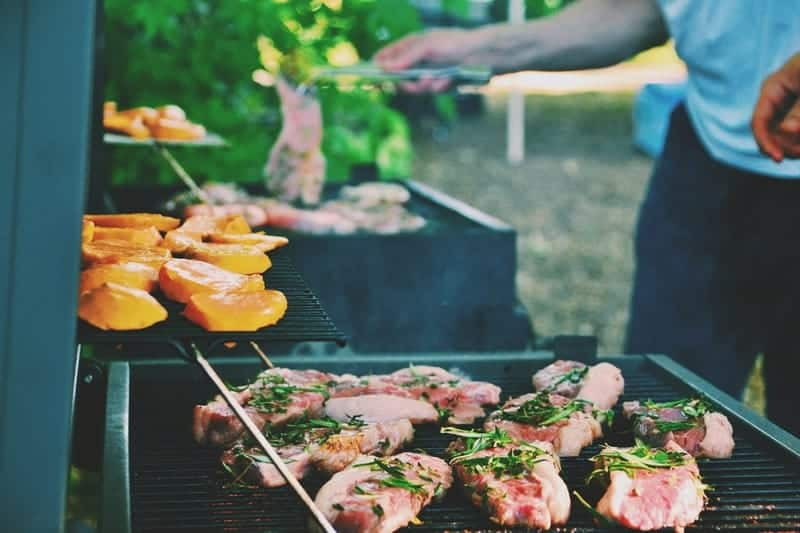 grilling ideas for spring