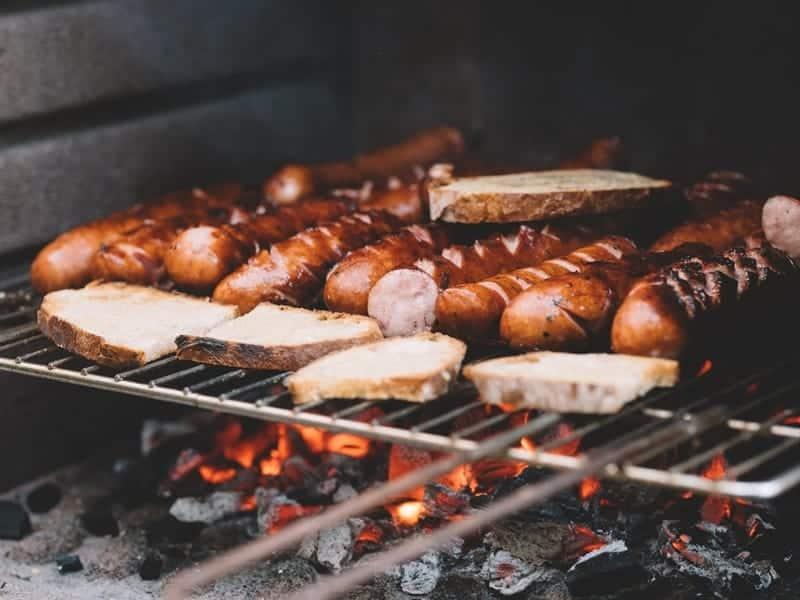 diy charcoal grills