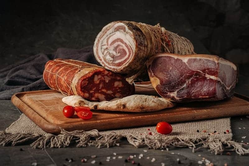 is smoked food bad for you