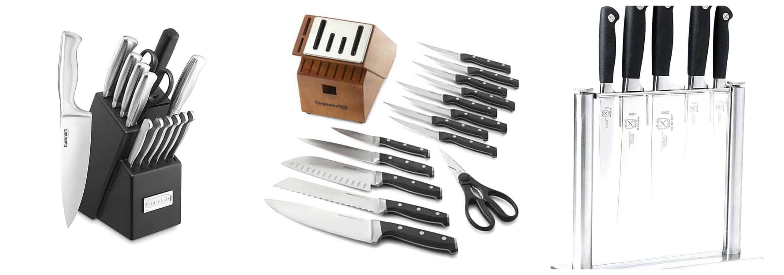 product testing for knife set