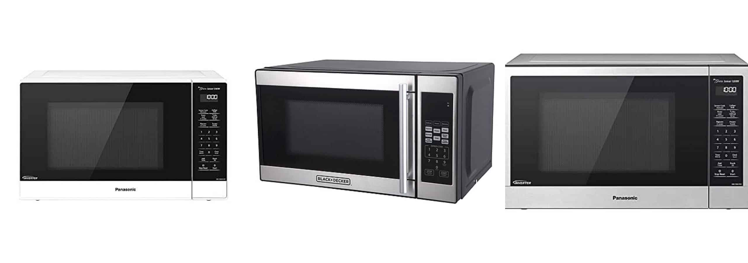 product testing for microwave oven