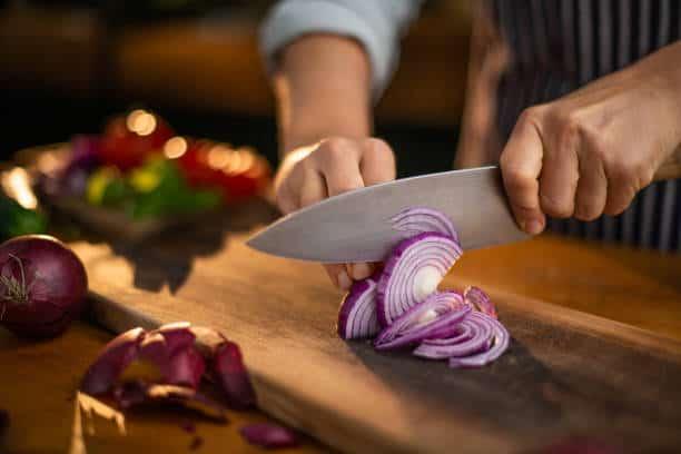 how to improve knife skills
