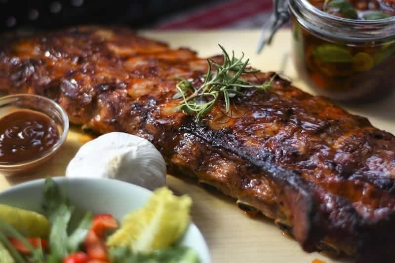 how long to cook ribs in oven at 400